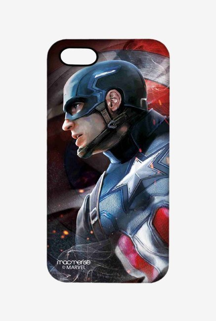 Macmerise Here comes the Captain Pro Case for iPhone SE