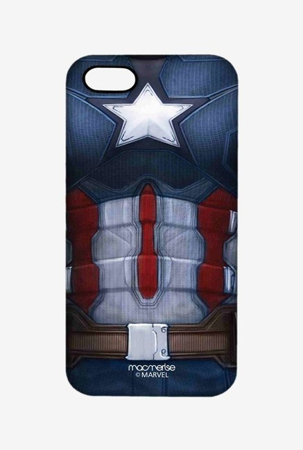 Macmerise Suit up Captain Pro Case for iPhone SE