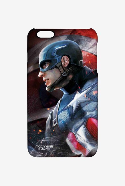 Macmerise Here comes the Captain Pro Case for iPhone 6 Plus