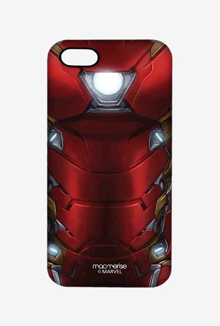 Macmerise Suit up Ironman Pro Case for iPhone SE