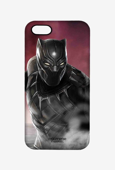 Macmerise Team Red Black Panther Pro Case for iPhone SE