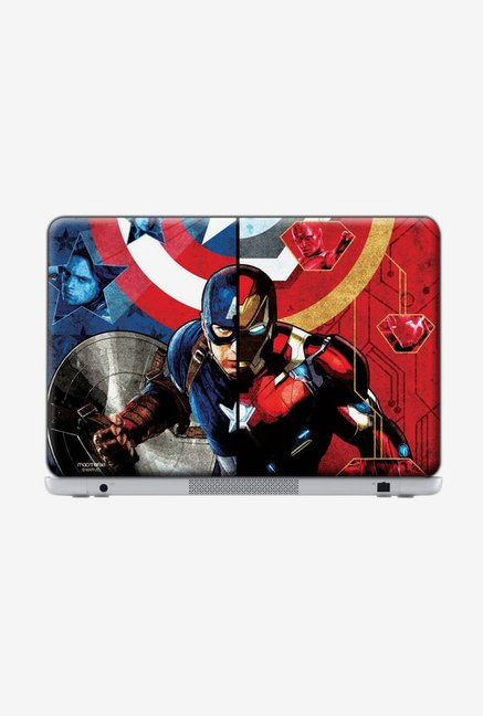 "Macmerise Choose Your Side Skin for 15.6"" Generic Laptops"