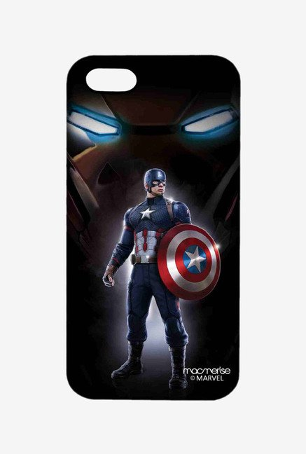 Macmerise Watchful Captain America Pro Case for iPhone SE