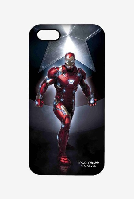 Macmerise Watchful Ironman Pro Case for iPhone SE