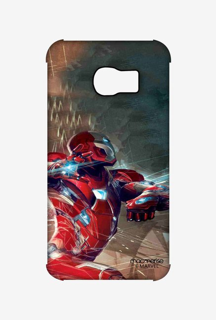 Macmerise Ironman Attack Pro Case for Samsung S6 Edge