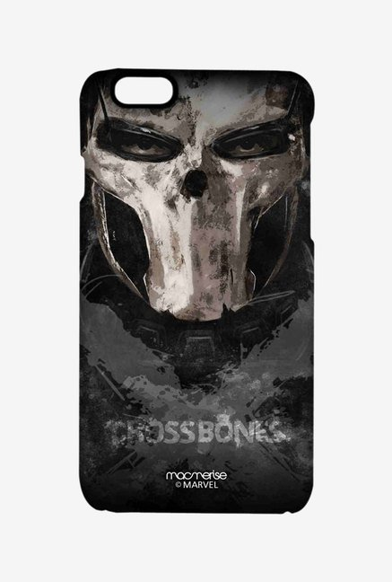 Macmerise Crossbones Fury Pro Case for iPhone 6S
