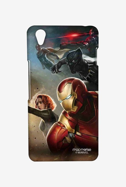 Macmerise Team Ironman Sublime Case for OnePlus X