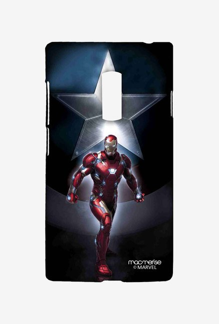 Macmerise Watchful Ironman Sublime Case for OnePlus Two
