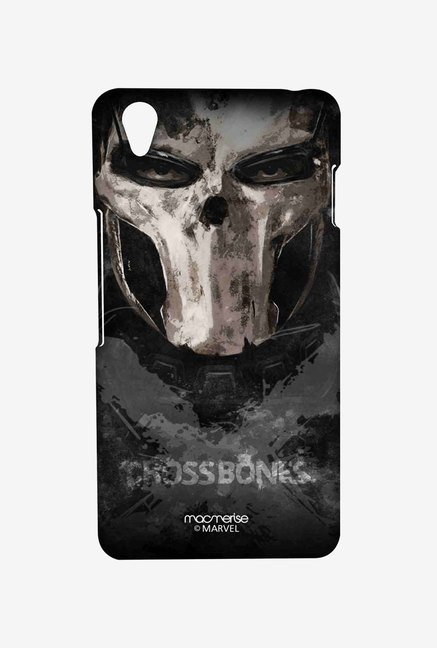 Macmerise Crossbones Fury Sublime Case for OnePlus X