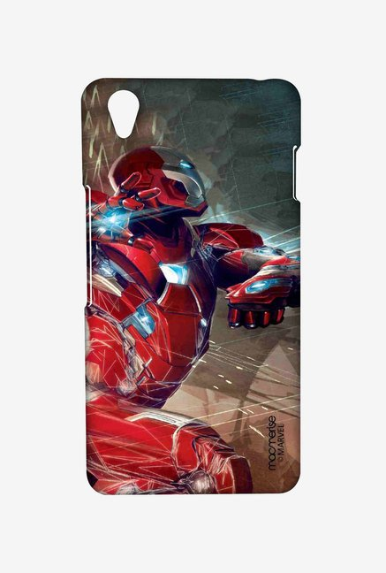 Macmerise Ironman Attack Sublime Case for OnePlus X