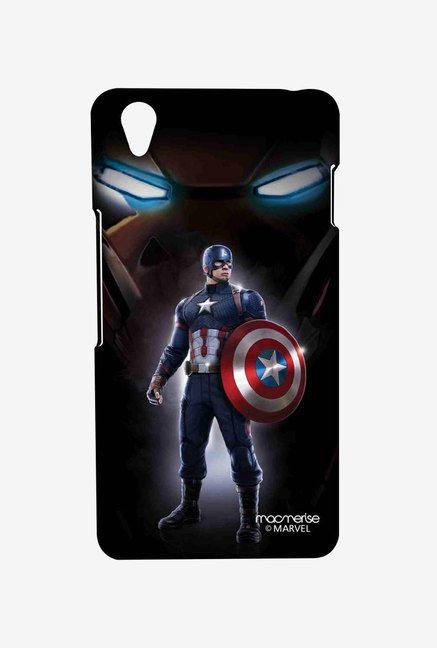 Macmerise Watchful Captain America Sublime Case for One+ X