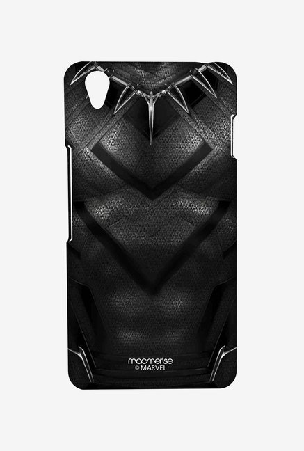 Macmerise Suit up Black Panther Sublime Case for OnePlus X