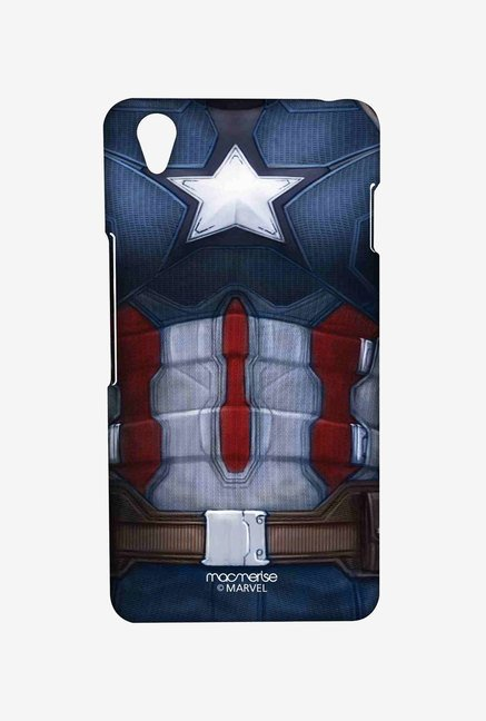Macmerise Suit up Captain Sublime Case for OnePlus X