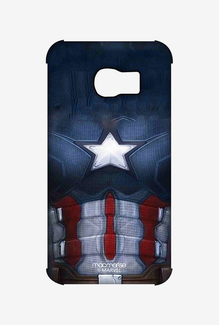 Macmerise Suit up Captain Pro Case for Samsung S6 Edge