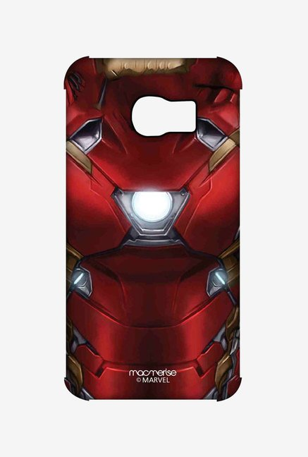 Macmerise Suit up Ironman Pro Case for Samsung S6 Edge