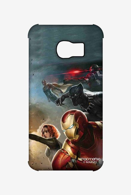 Macmerise Team Ironman Pro Case for Samsung S6 Edge