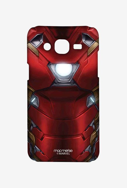 Macmerise Suit up Ironman Sublime Case for Samsung J7