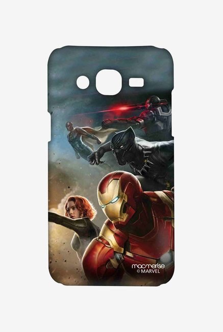 Macmerise Team Ironman Sublime Case for Samsung J7