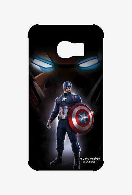 Macmerise Watchful Captain America Pro Case for S6 Edge