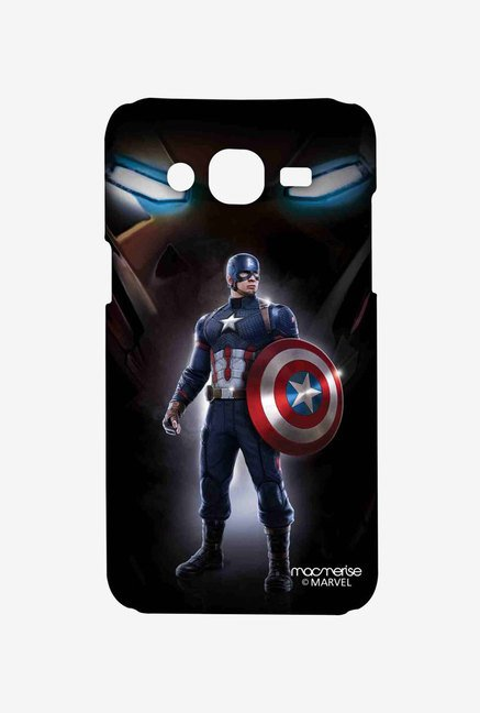 Macmerise Watchful Captain America Sublime Case for J7