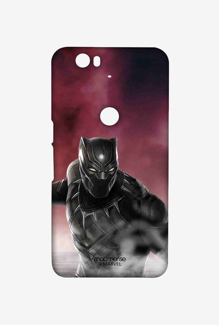 Macmerise Team Red Black Panther Huawei Nexus6P Sublime Case