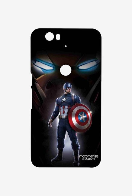 Macmerise Watchful Captain America Nexus 6P Sublime Case