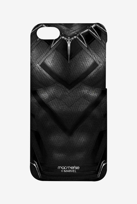 Macmerise Suit up Black Panther Sublime Case for iPhone 5C