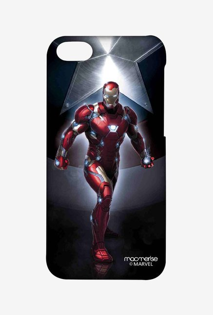 Macmerise Watchful Ironman Sublime Case for iPhone 5C