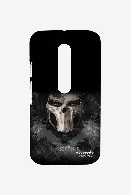 Macmerise Crossbones Fury Sublime Case for Moto G Turbo