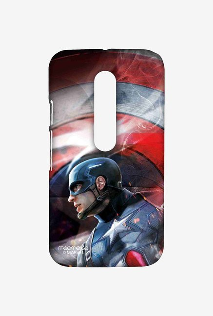 Macmerise Here comes the Captain Moto G Turbo Sublime Case