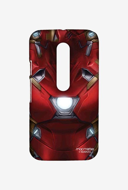 Macmerise Suit up Ironman Sublime Case for Moto G Turbo