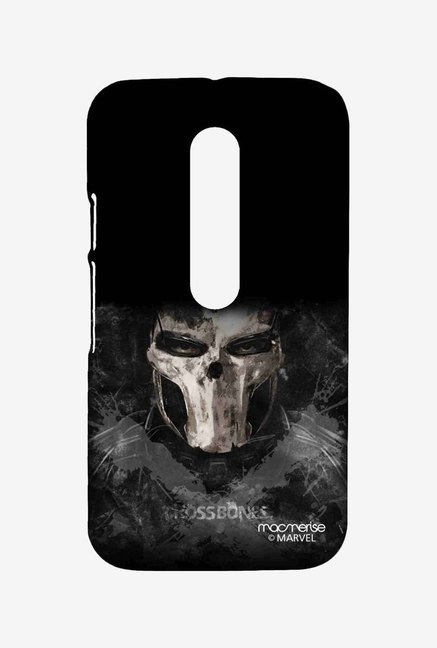 Macmerise Crossbones Fury Sublime Case for Moto G3