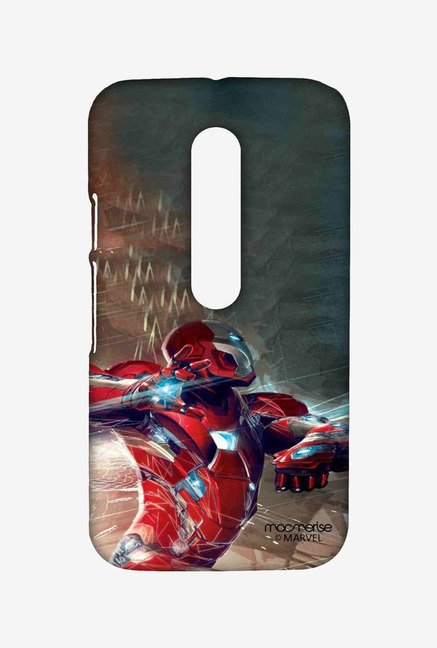 Macmerise Ironman Attack Sublime Case for Moto G3