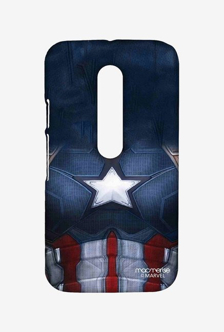 Macmerise Suit up Captain Sublime Case for Moto G3