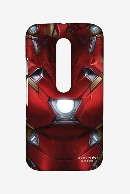 Macmerise Suit up Ironman Sublime Case for Moto G3