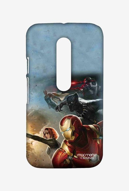 Macmerise Team Ironman Sublime Case for Moto G3
