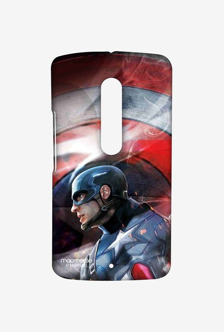 Macmerise Here comes the Captain Moto X Play Sublime Case
