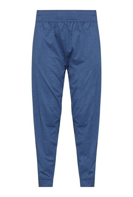 Westsport Womens Navy Solid Joggers