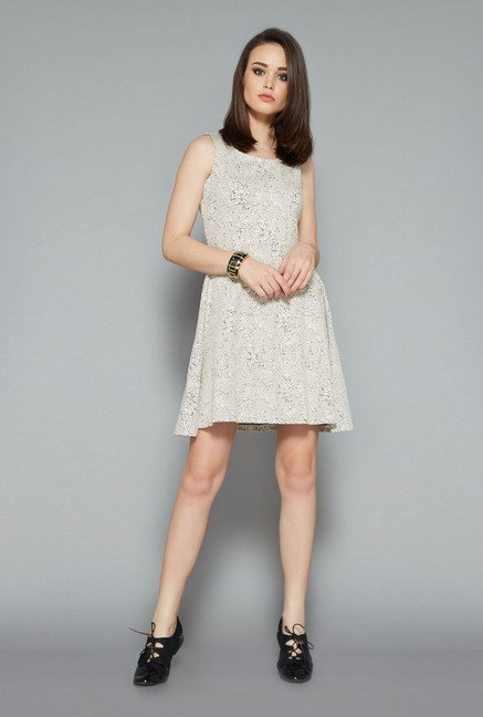 Nuon Beige Cindy Dress