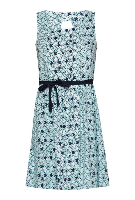Nuon Teal Nancy Dress