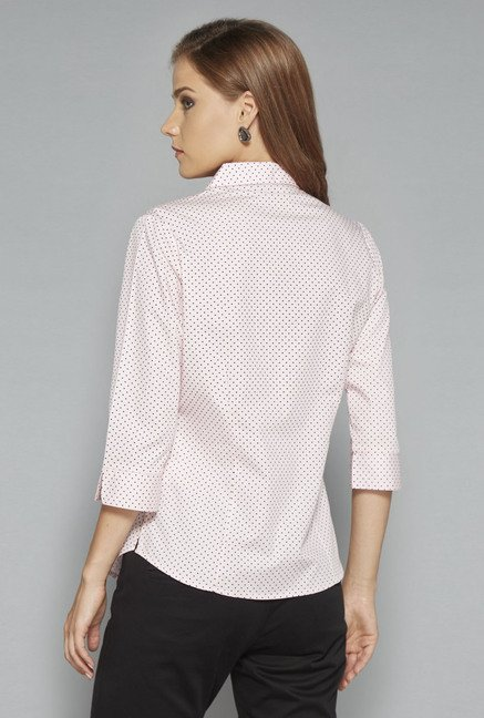 Wardrobe Pink Lucy Blouse