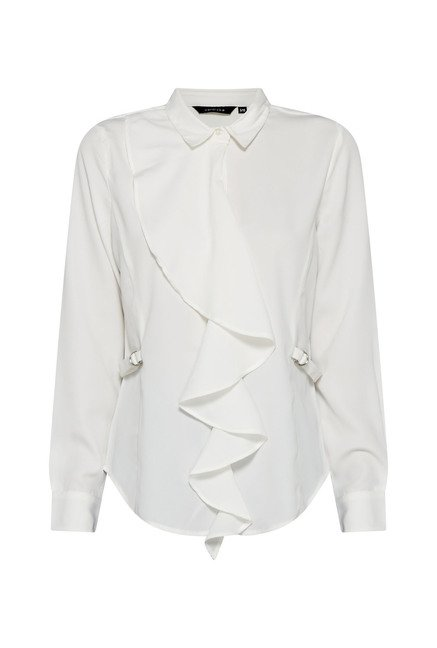 Wardrobe Off White Molly Blouse