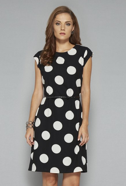 Wardrobe Black Tess Dress
