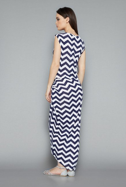 Nuon Navy Dazy Dress