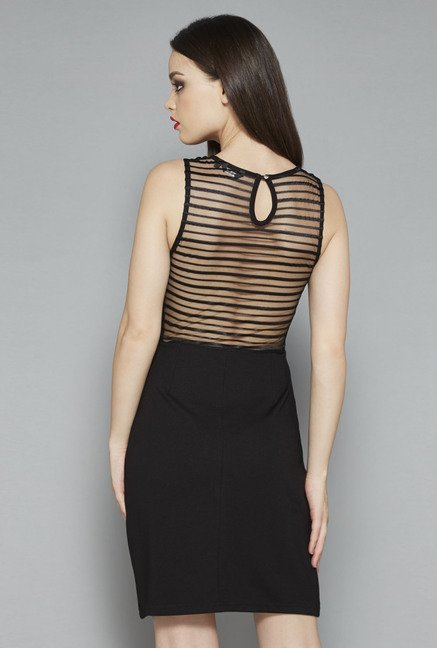 Nuon Black Brendy Dress