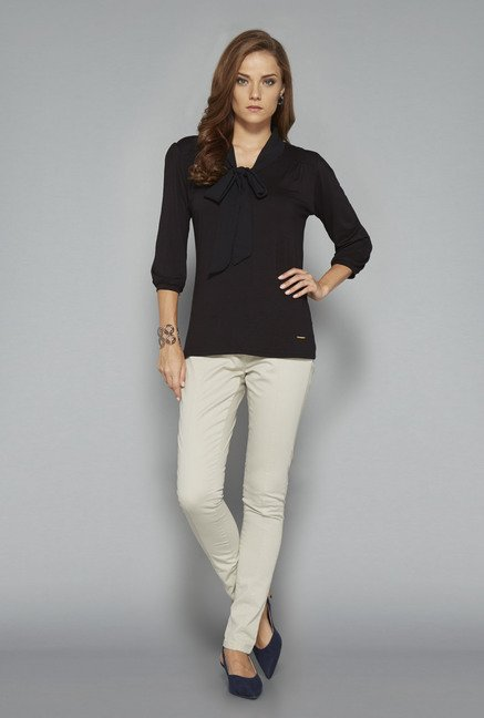Wardrobe Black Marie Blouse