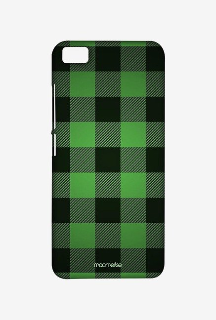 Macmerise Checkmate Green Sublime Case for Xiaomi Mi5
