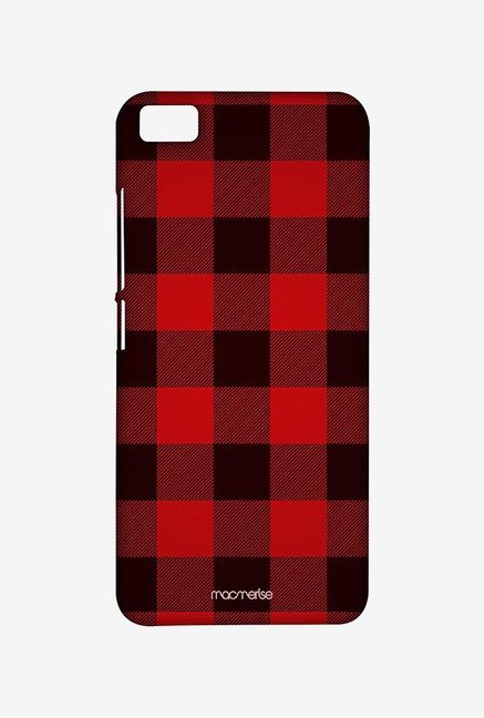 Macmerise Checkmate Red Sublime Case for Xiaomi Mi5