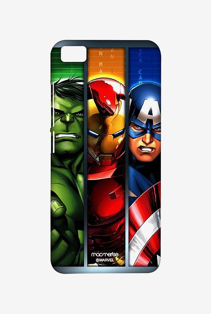 Macmerise Avengers Angst Sublime Case for Xiaomi Mi5