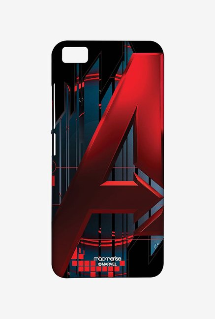 Macmerise Avengers Logo Sublime Case for Xiaomi Mi5